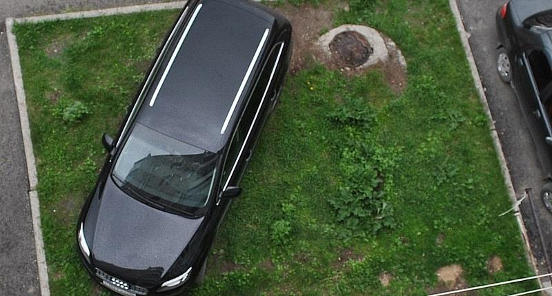 Есть ли возможность избежать привлечения к ответственности за парковку на газоне