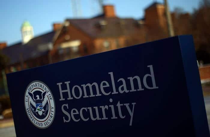 Неверная информация из-за ошибки Министерства внутренней безопасности
