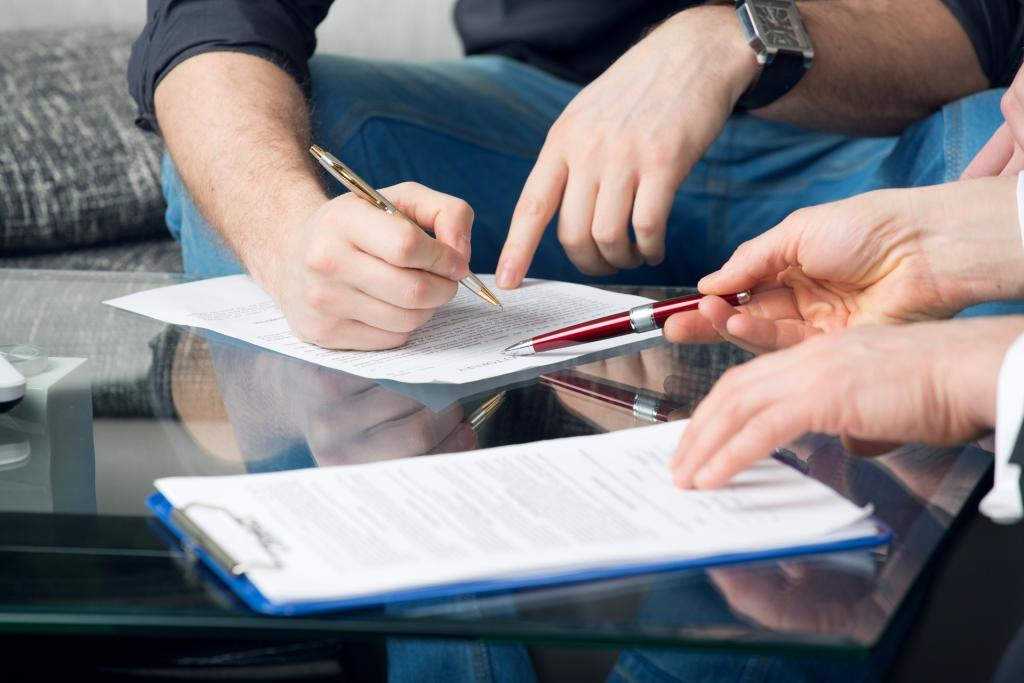 Подготовка комплекта документов по факту продажи доли в 2019