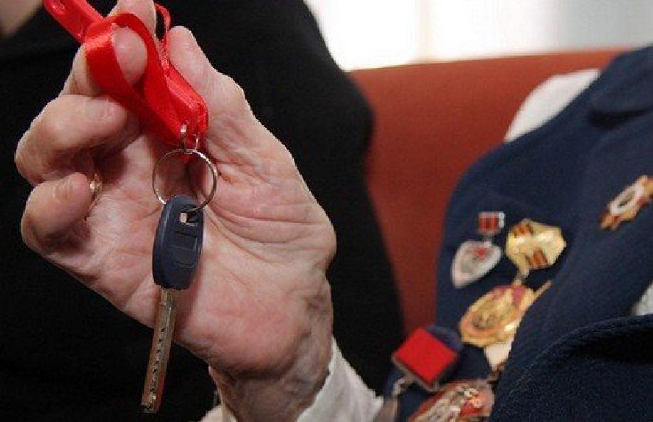 Ветераны ВОВ и их вдовы получают помощь в размере полной рыночной стоимости жилья