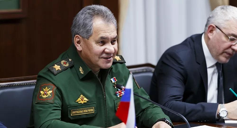 Министру обороны России сделана прививка от коронавируса